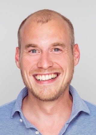 Arno Bisschop arts, oprichter van zorgorganisatie TalentCare